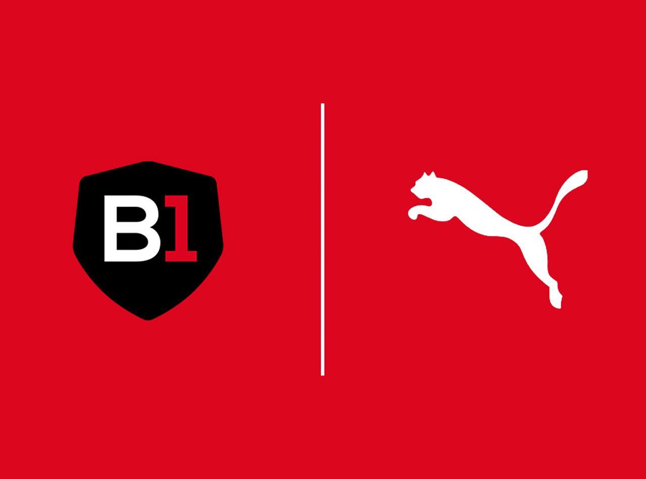 PUMA official sponsor of B1