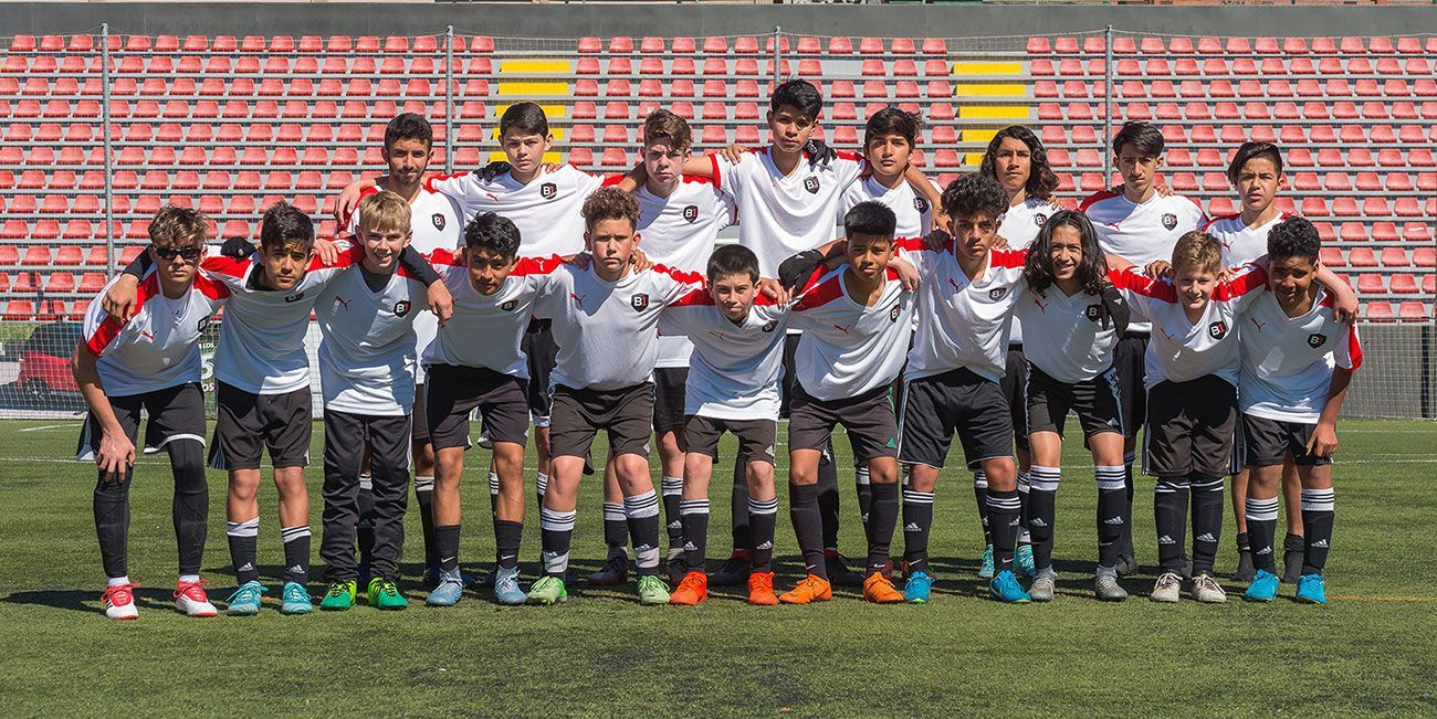 Impact SC with UE Sant Andreu B1 Experience