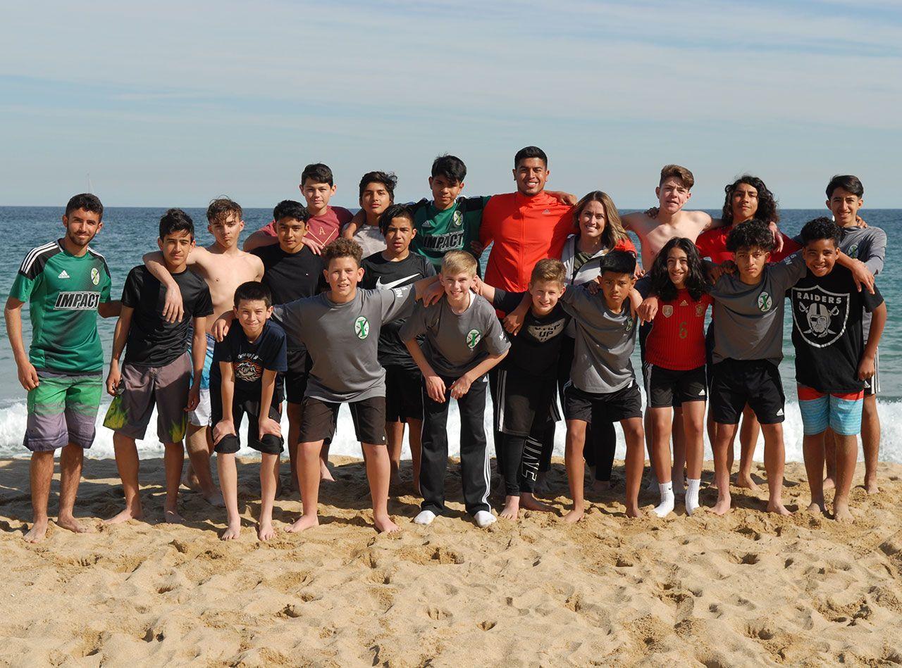Impact SC Beach Soccer B1