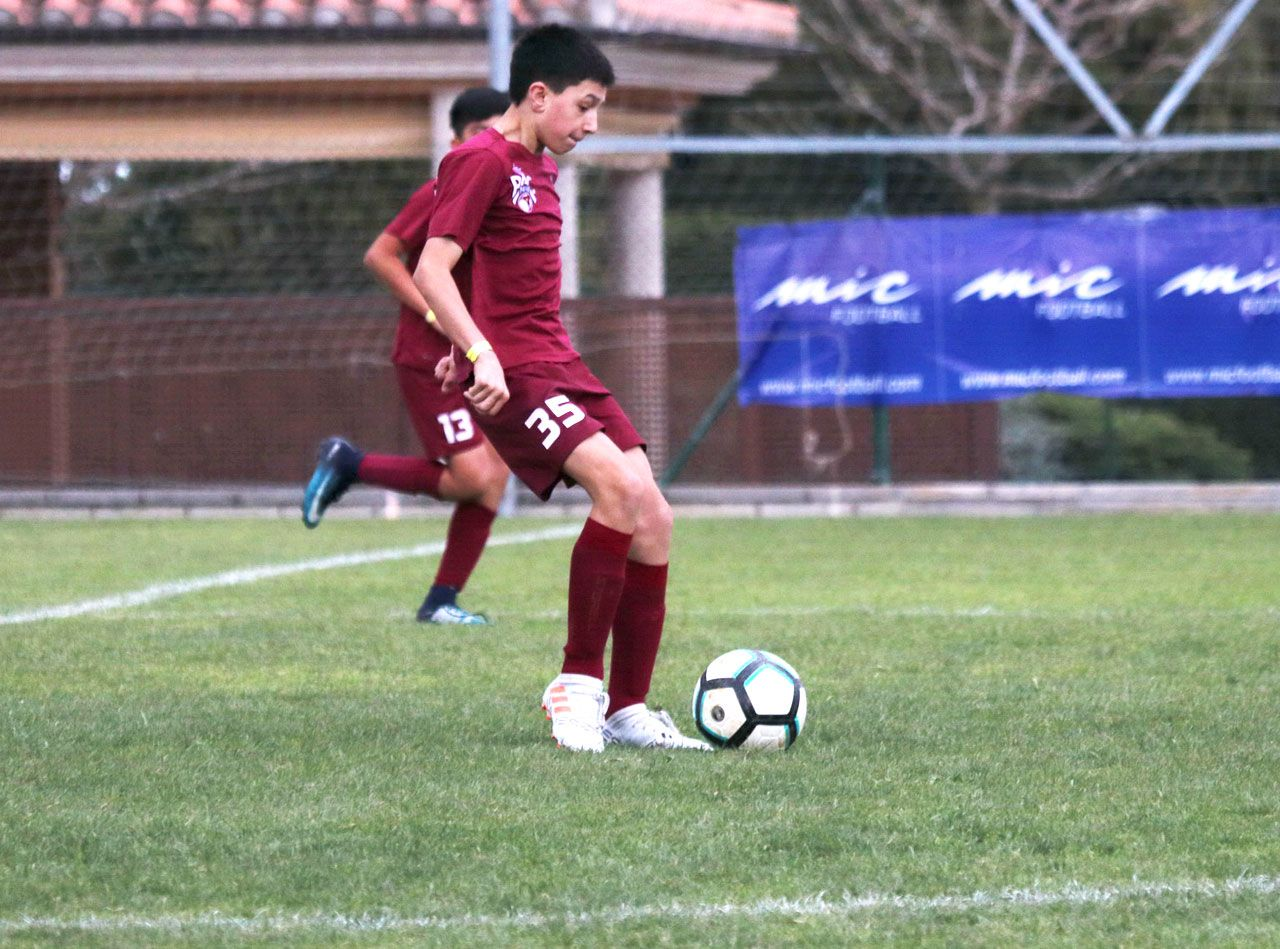 Participation of PACNW at MIC18 - B1 Soccer Academy