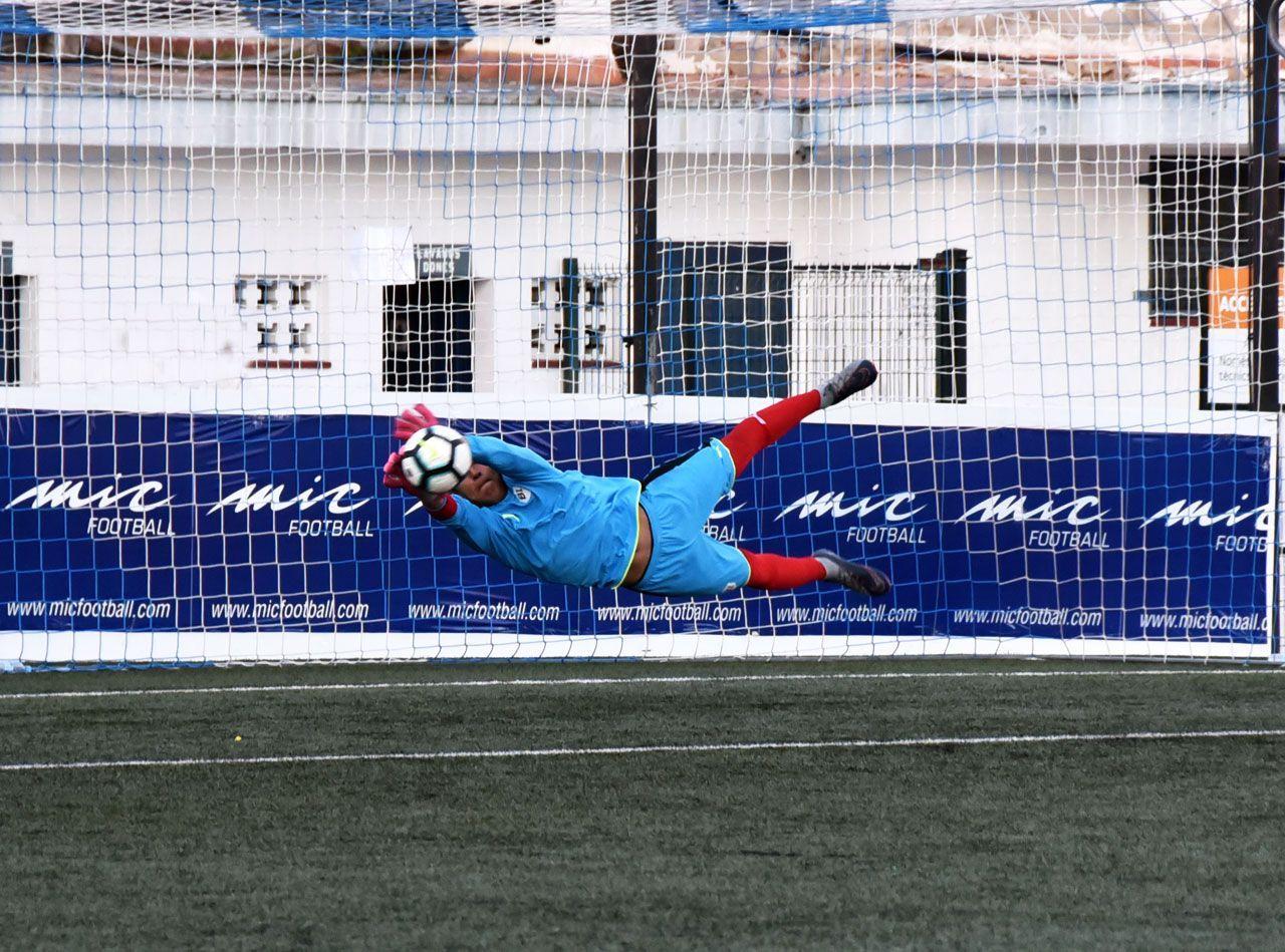 Sergio Alfaro penalty