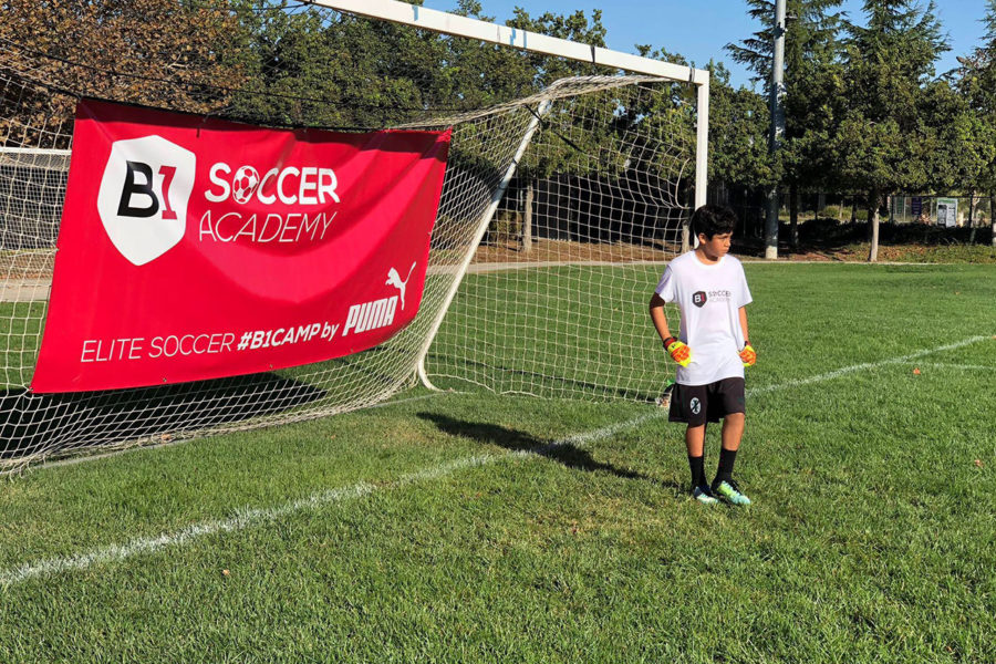 B1Camp in Brentwood, California - B1 Soccer Academy