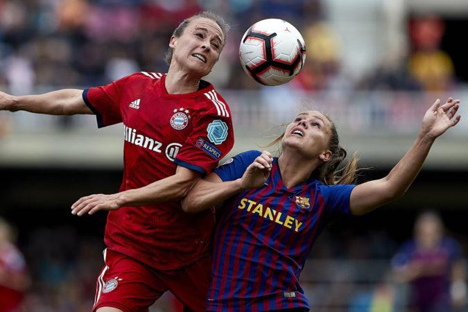Don't miss Women's Champions League final!