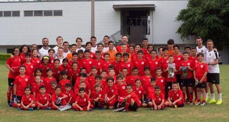Éxito del B1 Camp Costa Rica