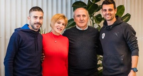 Agreement with TenGoal Sport Agency