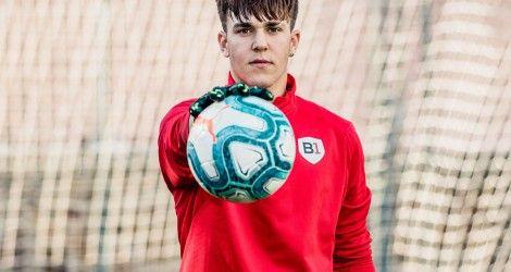 Iván Sarrablo, new B1 Goalkeeper!