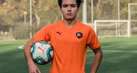 Eduardo Levi, new B1 midfielder
