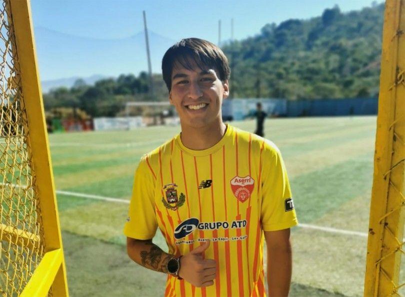 Sergio Alfaro se va a Costa Rica