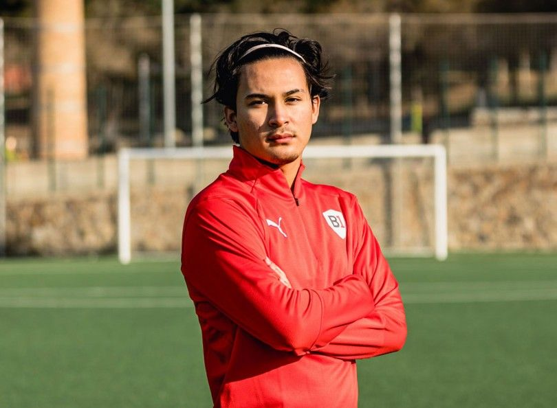 We welcome a new Left Back, Diego Sandoval!