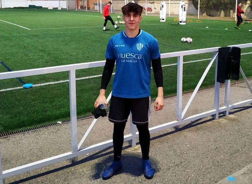 Ivan Sarrablo back to Huesca