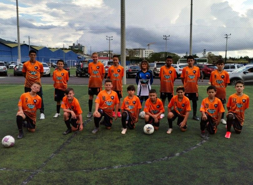 New B1 Costa Rica team
