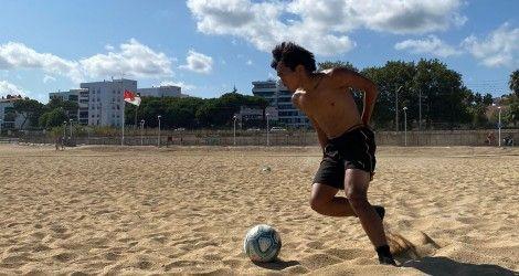 Pre-season time at B1 Soccer Academy