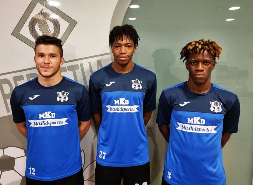 The three first transfers of the season